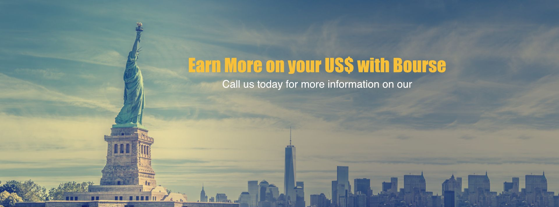 Earn more on your US