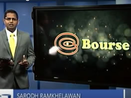 Bourse Report – 15th August 2016