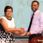 Congrats Mr. Alleyne!